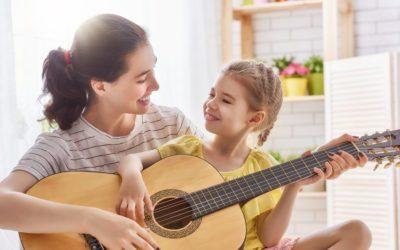 La música hará a tu hijo más inteligente