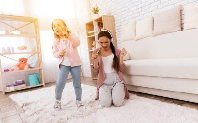 Tus hijos necesitan menos tecnología digital y más música